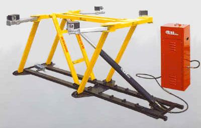 dataliner frame machine
